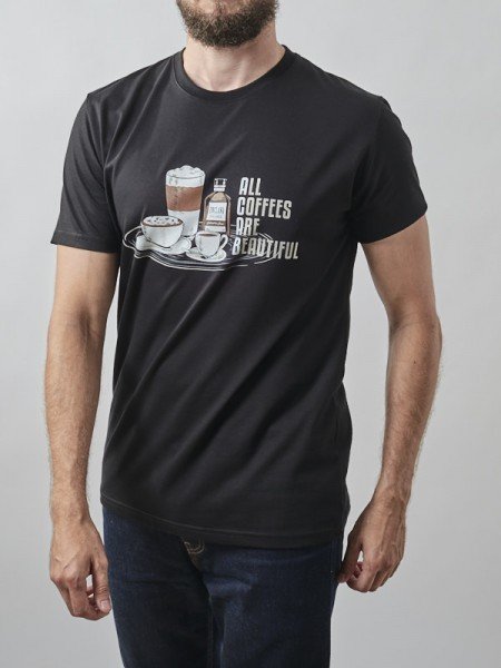 Coffee T-shirt BCK