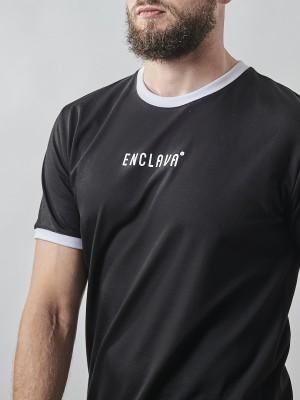 Print Ringer T-shirt BCK