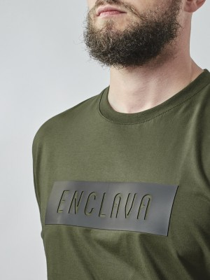 Print 3D T-shirt OLV