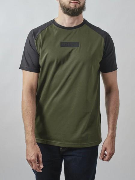 Raglan 3D T-Shirt OLV
