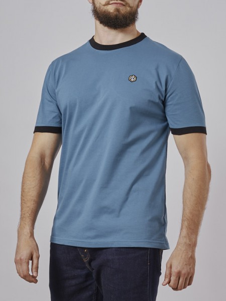 Classic Ringer T-Shirt BLUE