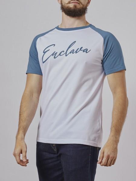 Raglan T-Shirt WHT