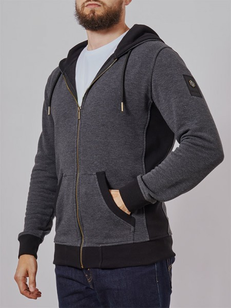Classic Zip Through Hoodie GPH