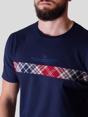 Tartan Stripe T-shirt NV