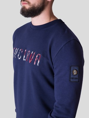 Tartan Crewneck Sweat NV