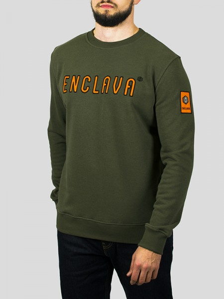 Oxford Crewneck Sweat OLV