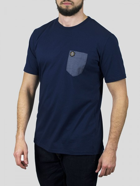 PINPOINT POCKET T-SHIRT NV