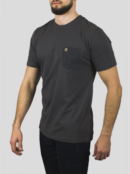 Check Pocket T-shirt ANT
