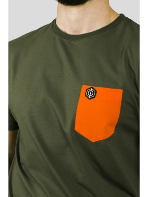 Single Pocket T-shirt OLV