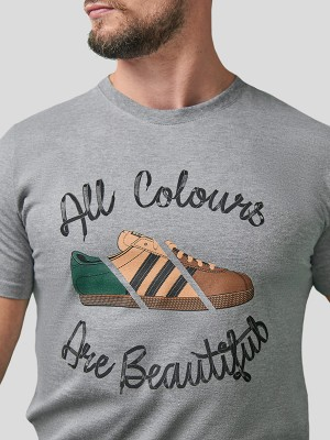 All Colours T-shirt GRY