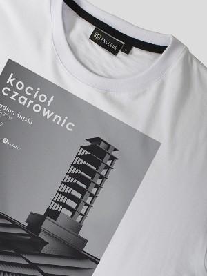 Kociol T-shirt WHT