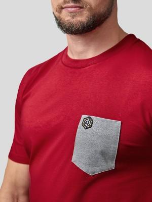 Print Pocket T-Shirt RD