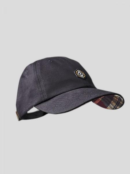Tartan Cap BCK