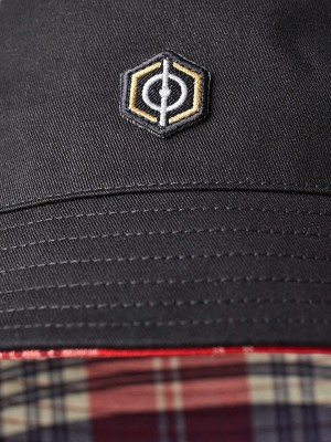 Tartan Bucket Hat BCK