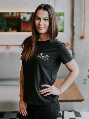 Bella Woman Classic T-Shirt BCK