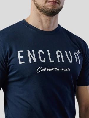 Print Enclava T-shirt NV
