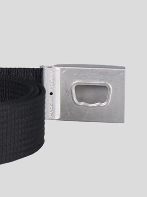 Webbing Belt BCK/SLV