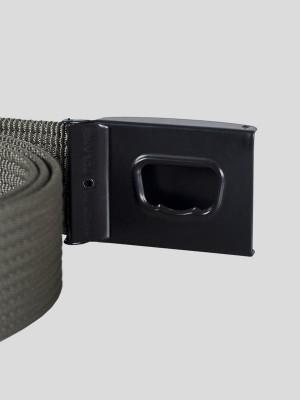 Webbing Belt OLV/BCK