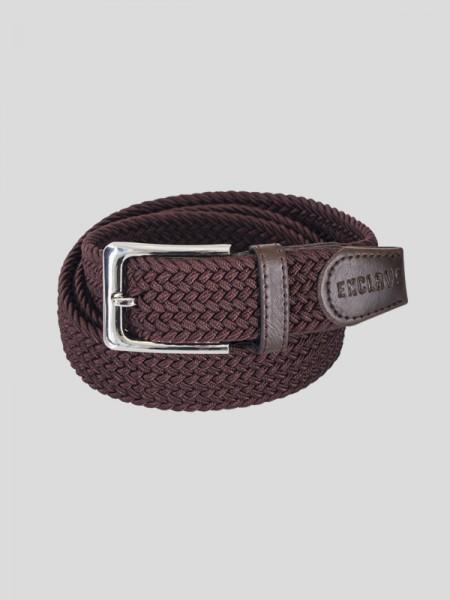 Woven Cord Belt BRW