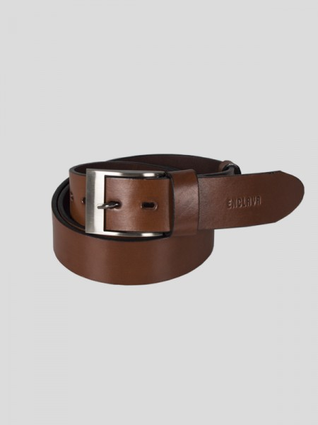 Classic Leather Belt BRW