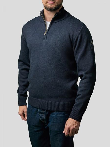 Classic Half Zip Pullover NV